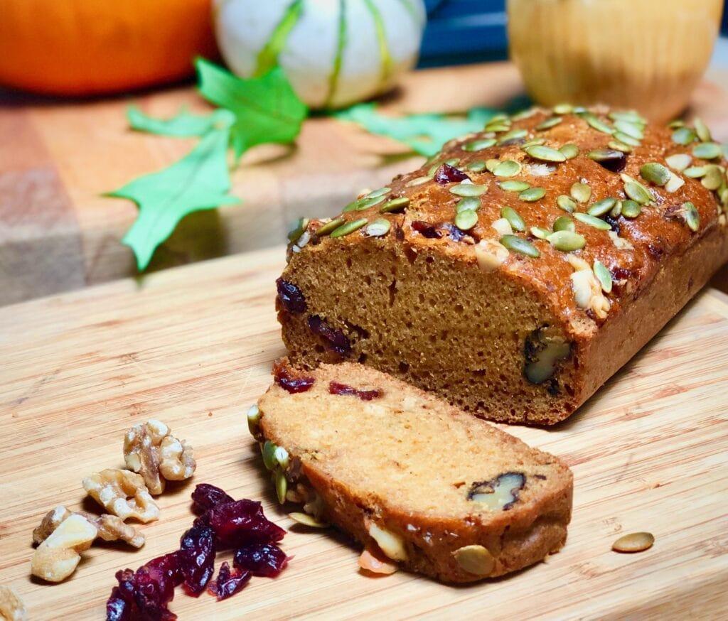 best vegan pumpkin bread recipe