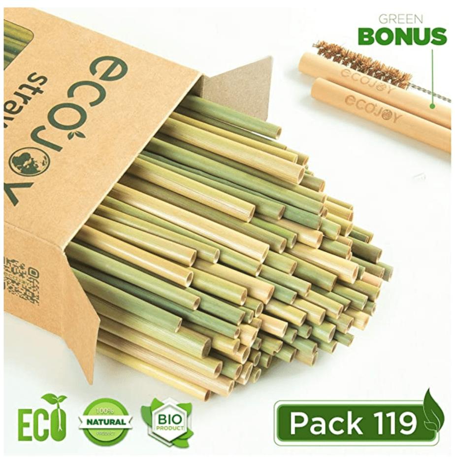 biodegradable grass straws