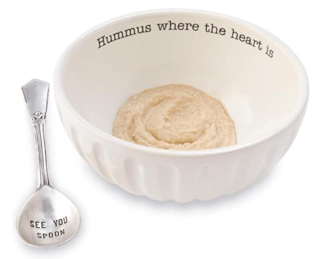 hummus dip set