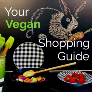 your vegan shopping guide