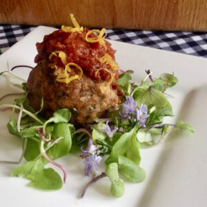 best vegan meatless meatballs