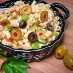 Mom's Vegan Macaroni Salad