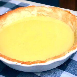 vegan lemon meringue pie filling