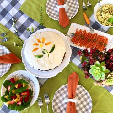 spring vegan recipe roundup