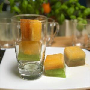 Citrus Iced Tea Cubes