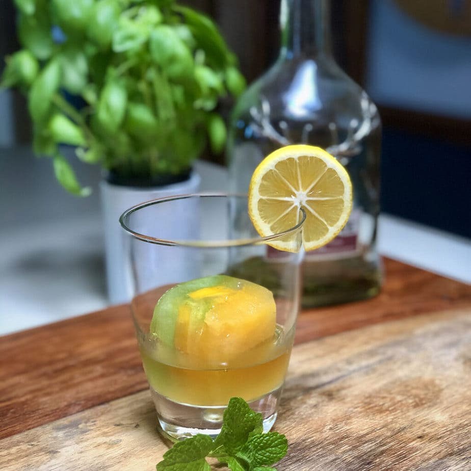 iced tea whiskey sour