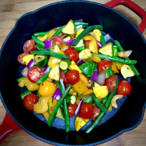 How to Sauté Vegetables
