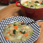 best vegan creamy broccoli soup