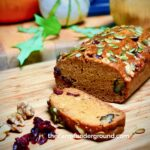 easy homemade vegan pumpkin bread