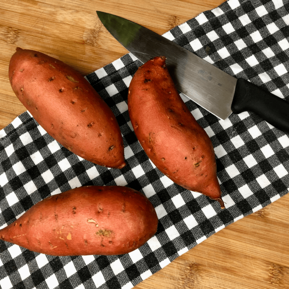 sweet potatoes or yams